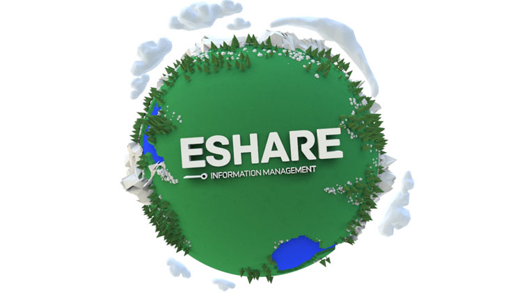 Cadmatic eShare launch animation