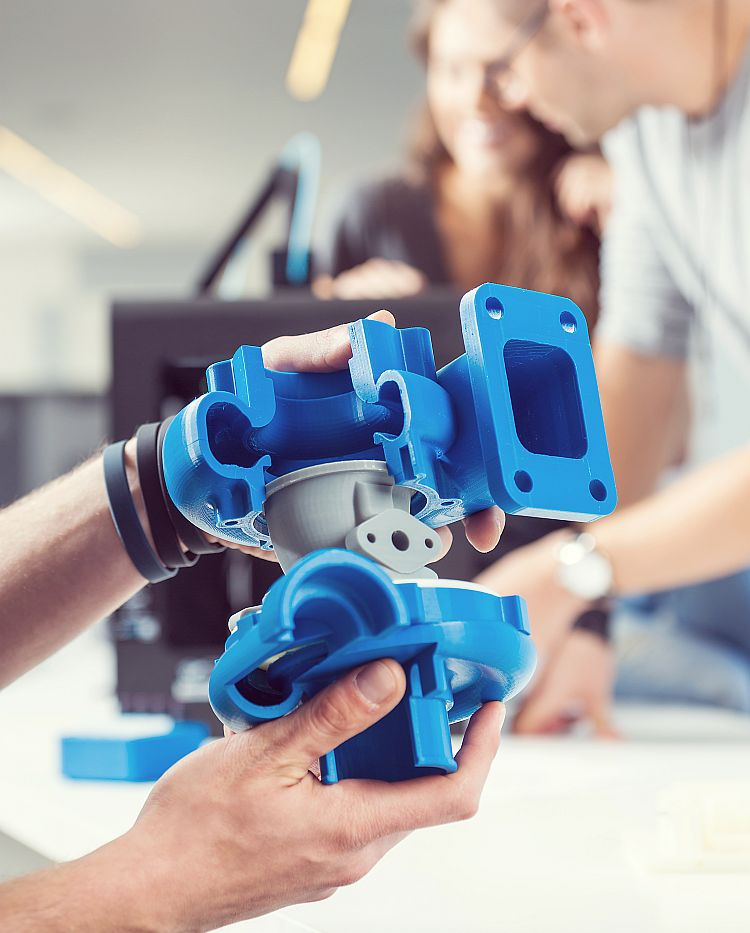 3D Scanning Supports 3D Printing • Elomatic
